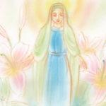 祈りを受けるマリアさま vol,2
