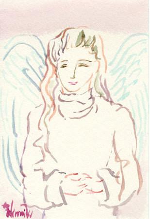 微笑む天使 1