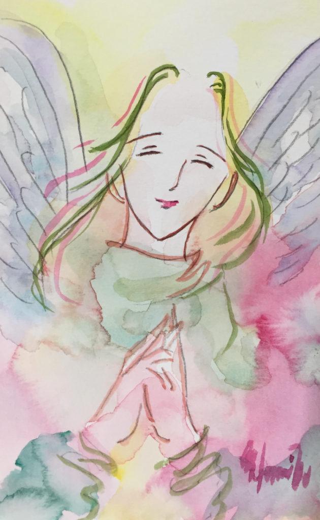 優しい天使