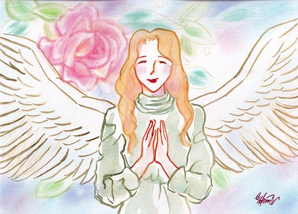 微笑む天使~ここにいるわ~ver,2