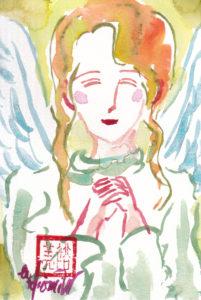 2020年11月15日の天使(夜)「上品な天使♪」21/100