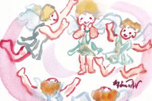 2020年11月21日の天使(夜)「ちっちゃい天使、逢えて良かった♡」27/100