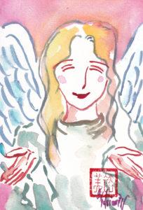 2020年11月27日の天使(夜)「Have a rest ☆彡」33/100