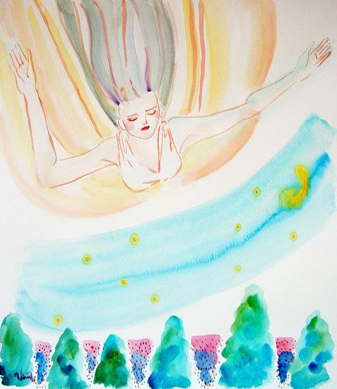 救済の女神 -kizuna world 3.11に捧ぐ-