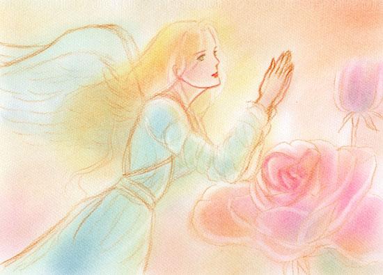 祈りの天使