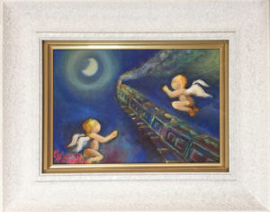 「銀河鉄道の夜、天使 vol,5」