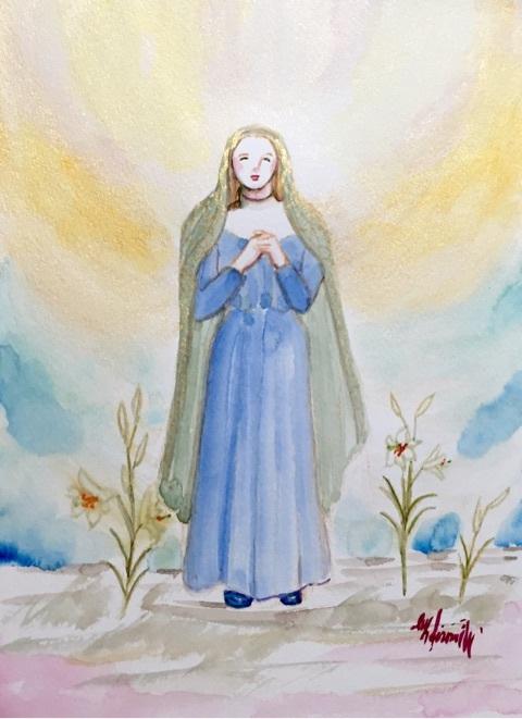 祈りと強き願い