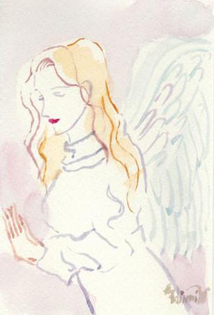 微笑む天使 2